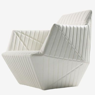 facett chair by bouroullec bros for ligne roset simple. Black Bedroom Furniture Sets. Home Design Ideas