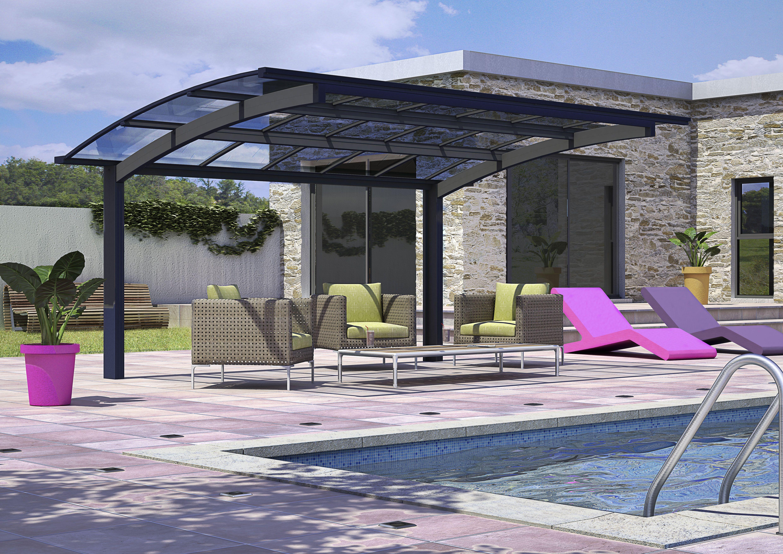 Couvrir Une Terrasse Permis De Construire carport (avec images) | construire une pergola, pergola en
