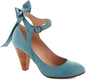 Bow My Darling Heel on shopstyle.com