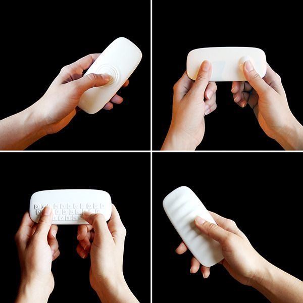 A phone that morphs: The 3d screen of Auxo - @cristinaferraz #tech #innovation