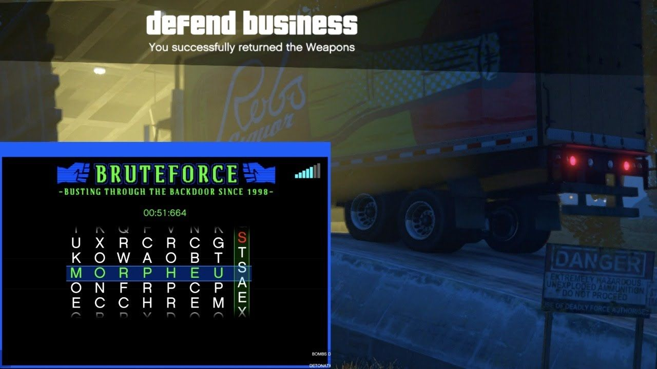 GTA 5 GUNRUNNING DLC DEFEND BUSINESS BUNKER GOT RAIDED WHAT