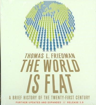The world is flat a brief history of the twenty first century the world is flat a brief history of the twenty first century readme pinterest audio history and book outlet sciox Choice Image