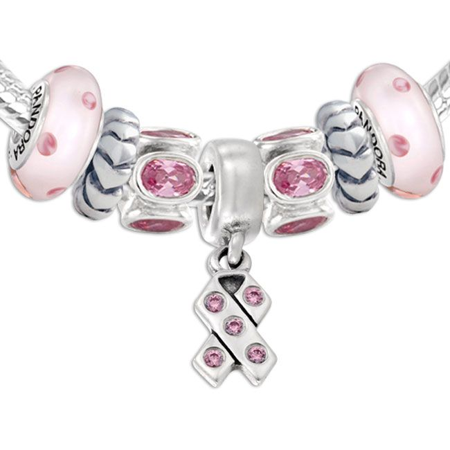 Pandora Jewelry Meaning: Pandora Breast Cancer Awareness Set And Many Other Charms