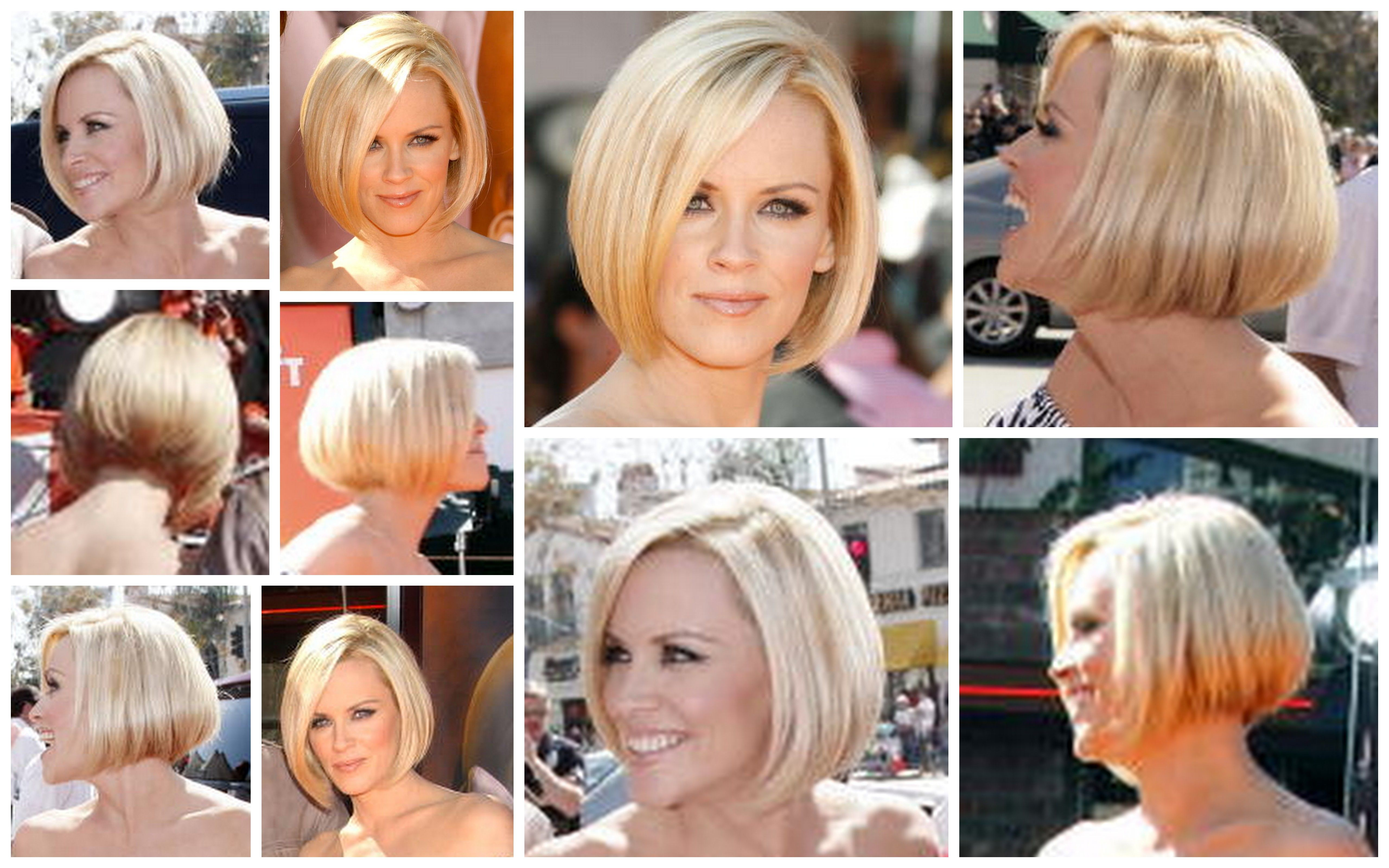 Jenny Mccarthy Short Bob Best Short Hair Styles