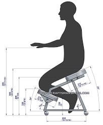 Best 25 Kneeling Chair Ideas On Pinterest Ergonomic