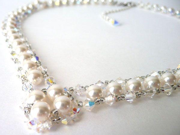 Beaded Wedding Jewelry Ideas Beaded