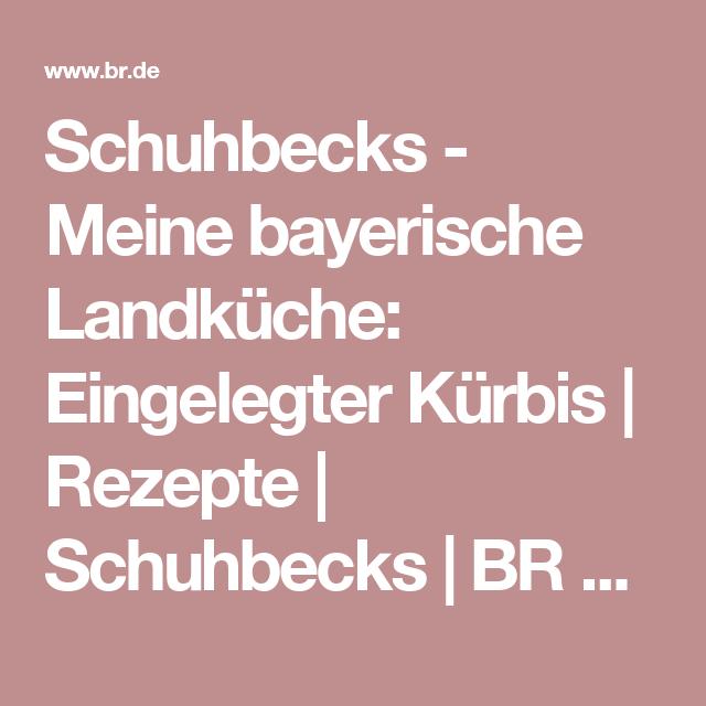 Schuhbeck Meine Neue Bayerische Landküche Rezepte