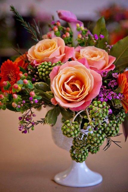 gorgeous Flowers Pinterest Floral, Diseño floral and Arreglos - Arreglos Florales Bonitos