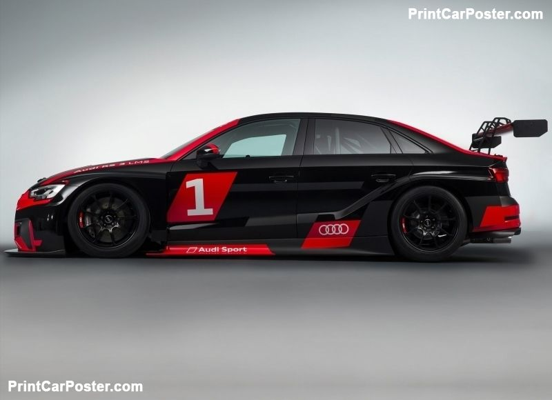 Audi Rs3 Lms Racecar 2017 Poster Id 1284456 Audi Rs Audi Rs3 Sports Cars Luxury