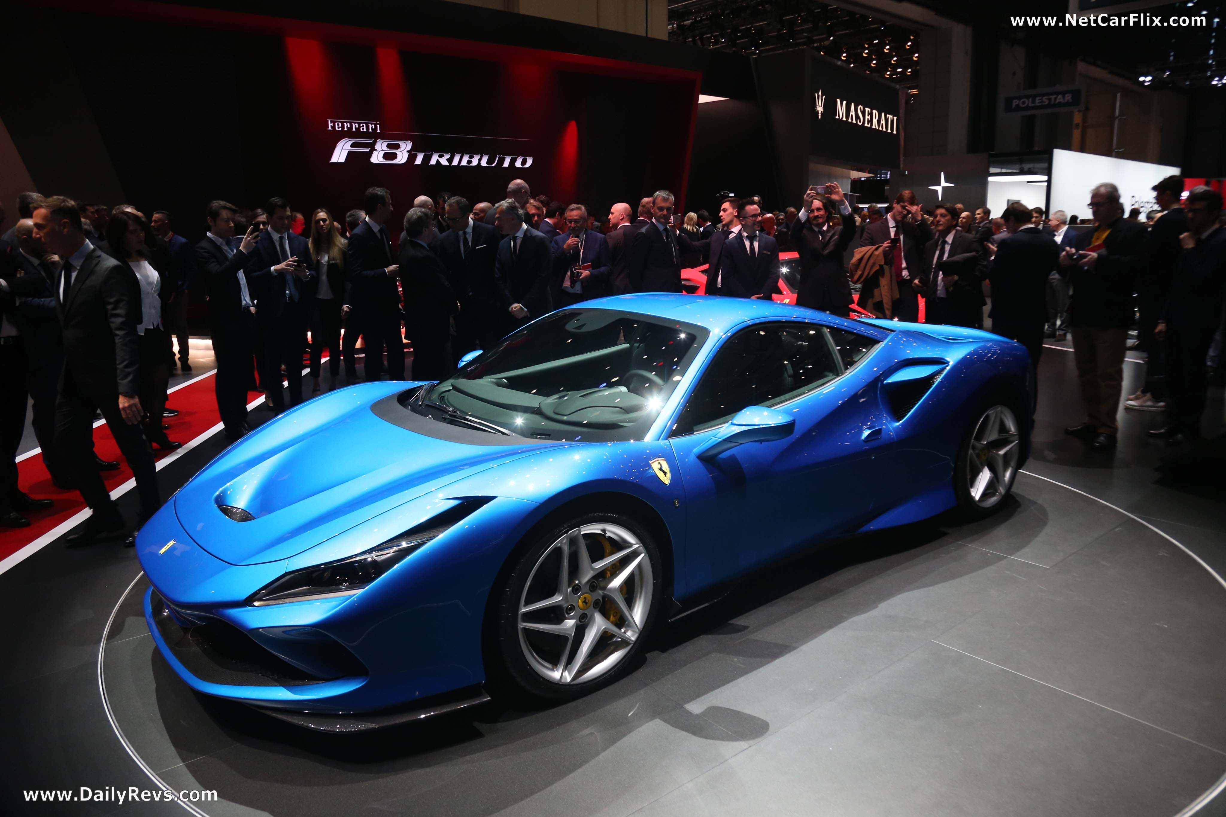 2020 Ferrari F8 Tributo Hd Pictures Videos Specs Information Dailyrevs Car Exterior Ferrari Maranello