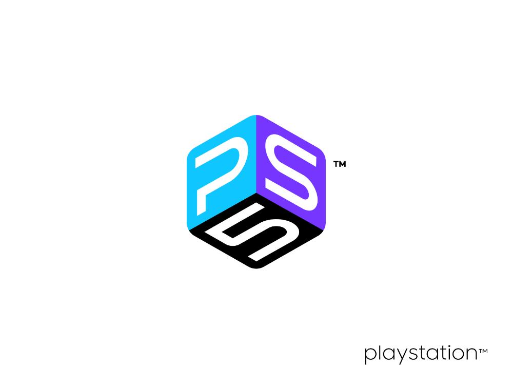 Ps5 Logo Logos Logo Design Dribbble