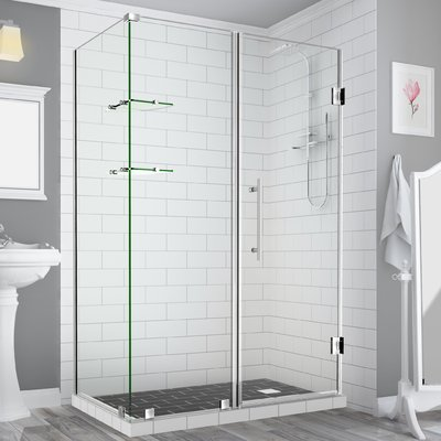 Aston Bromley Gs 63 X 72 Rectangle Hinged Shower Enclosure