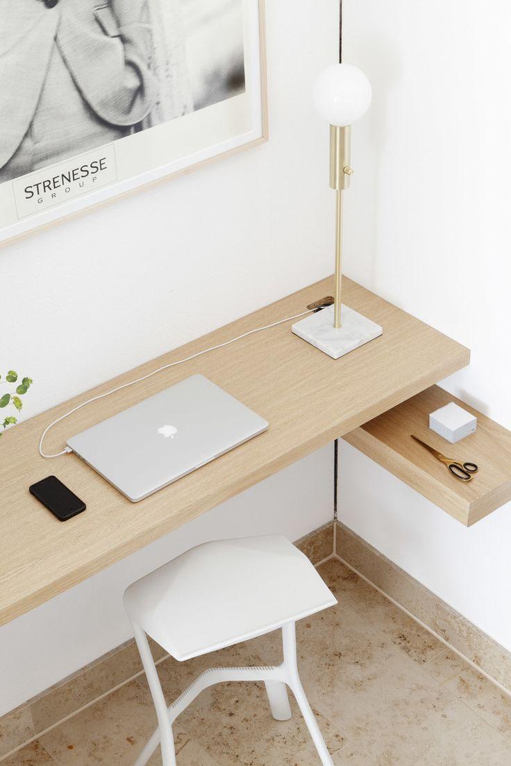 Lösung für Wohnung mit wenig Platz kleine Arbei...