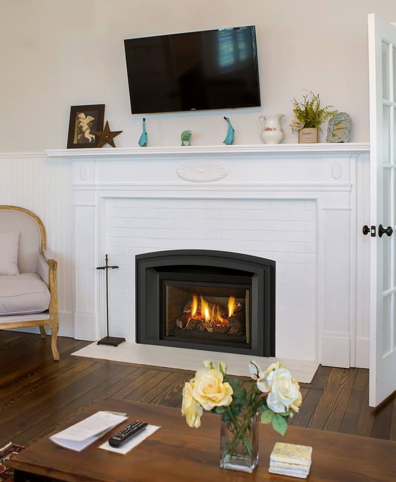 Gas Fireplaces United Brick And Fireplace Madison Wi Living