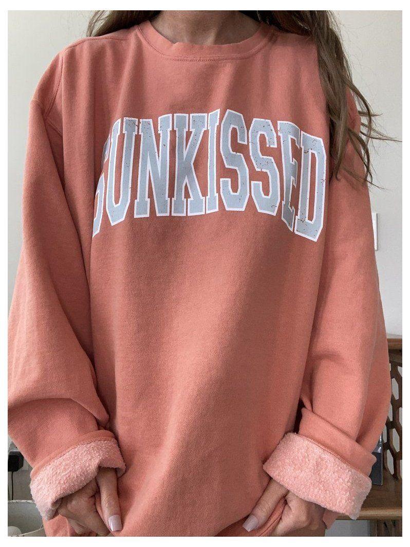 Sunkissed Terracotta Crewneck Sweatshirt C Vintage Oversized Sweatshirt Vintageoversizedsweatshirt Sunkisse Sweatshirts Sweatshirts Hoodie Cute Sweatshirts [ 1064 x 798 Pixel ]