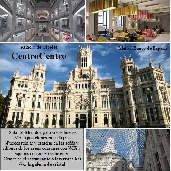 Madrid Sal Y Ven Con Nosotros Palacios Exposiciones Vistas
