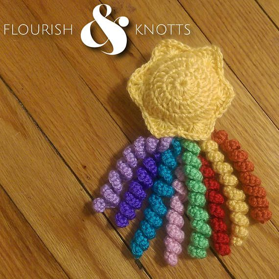 Crochet Preemie Rainbow baby, Preemie Octopus, Octopus for Premature ...