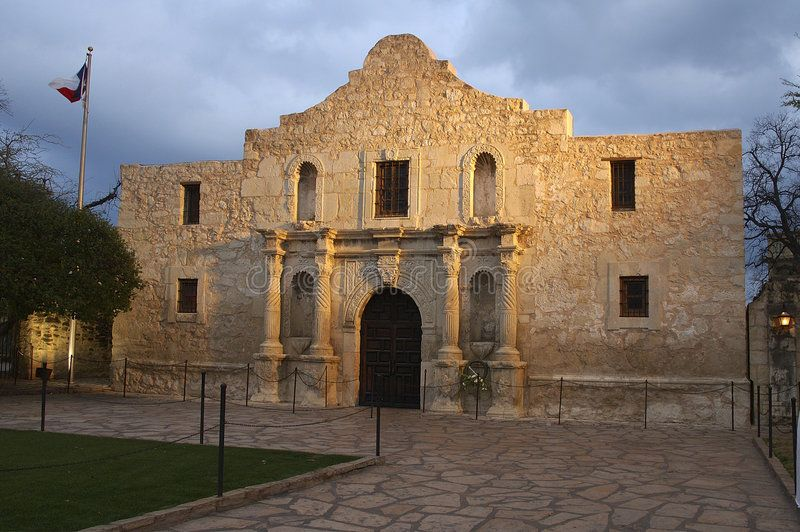 what is the alamo famous for