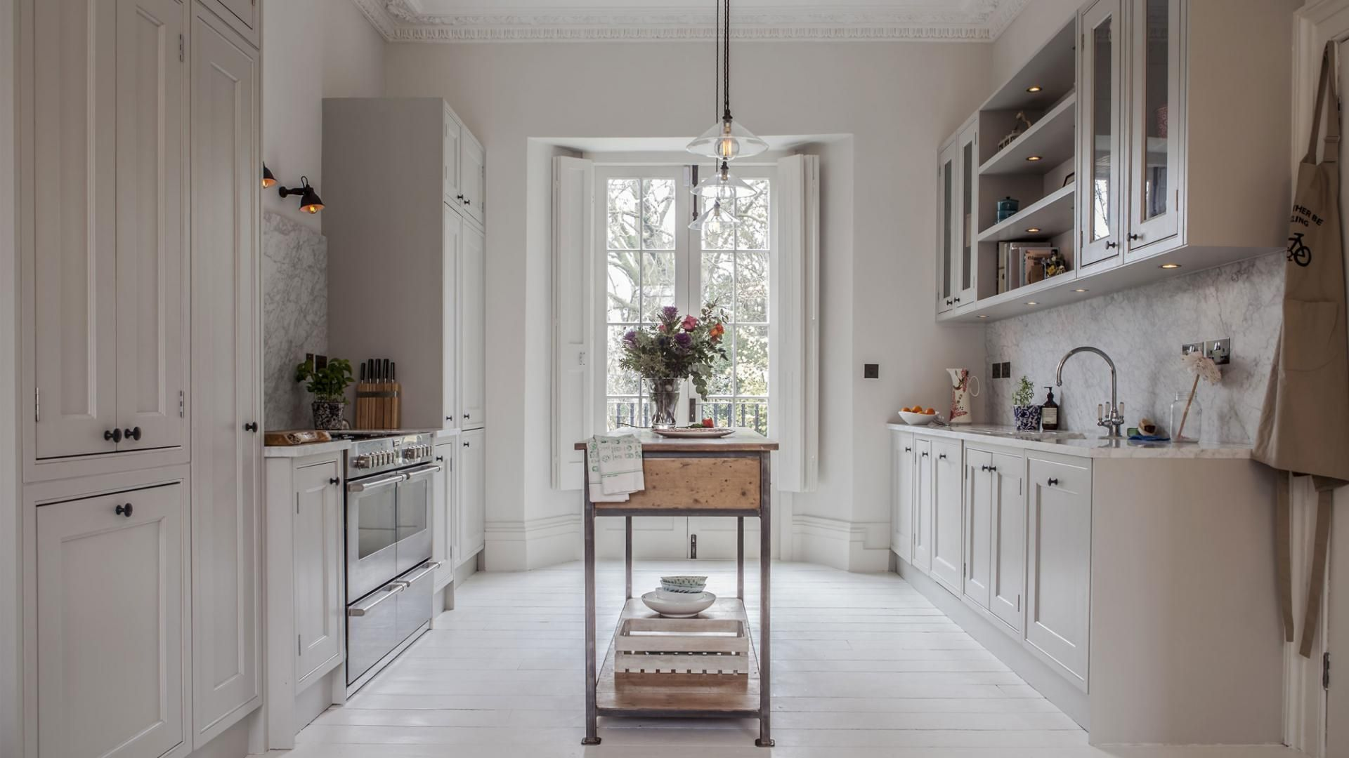 Lujoso Pinterest Clásica Cocina Blanca Componente - Ideas de ...