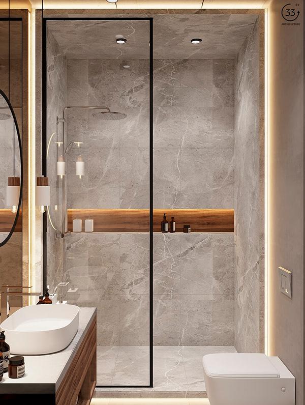 Pin On Modern Bathroom Inspiration