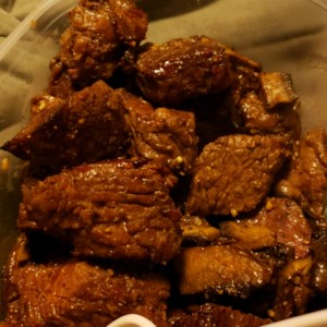 Air Fryer Steak Tips And Portobello Mushrooms Recipe In 2020