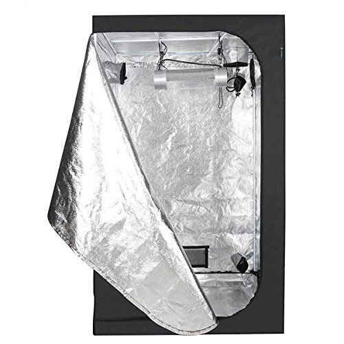 Top 10 Best Grow Tent kits in 2017 - Buyeru0027s Guide (October.  sc 1 st  Pinterest & Cheap Ultra Strong 44 Grow Tent from IDAODAN 48x48x80 600D Mylar ...