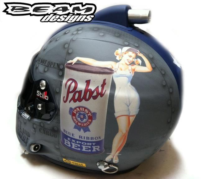 Beer Helmets – Because you love beer that much