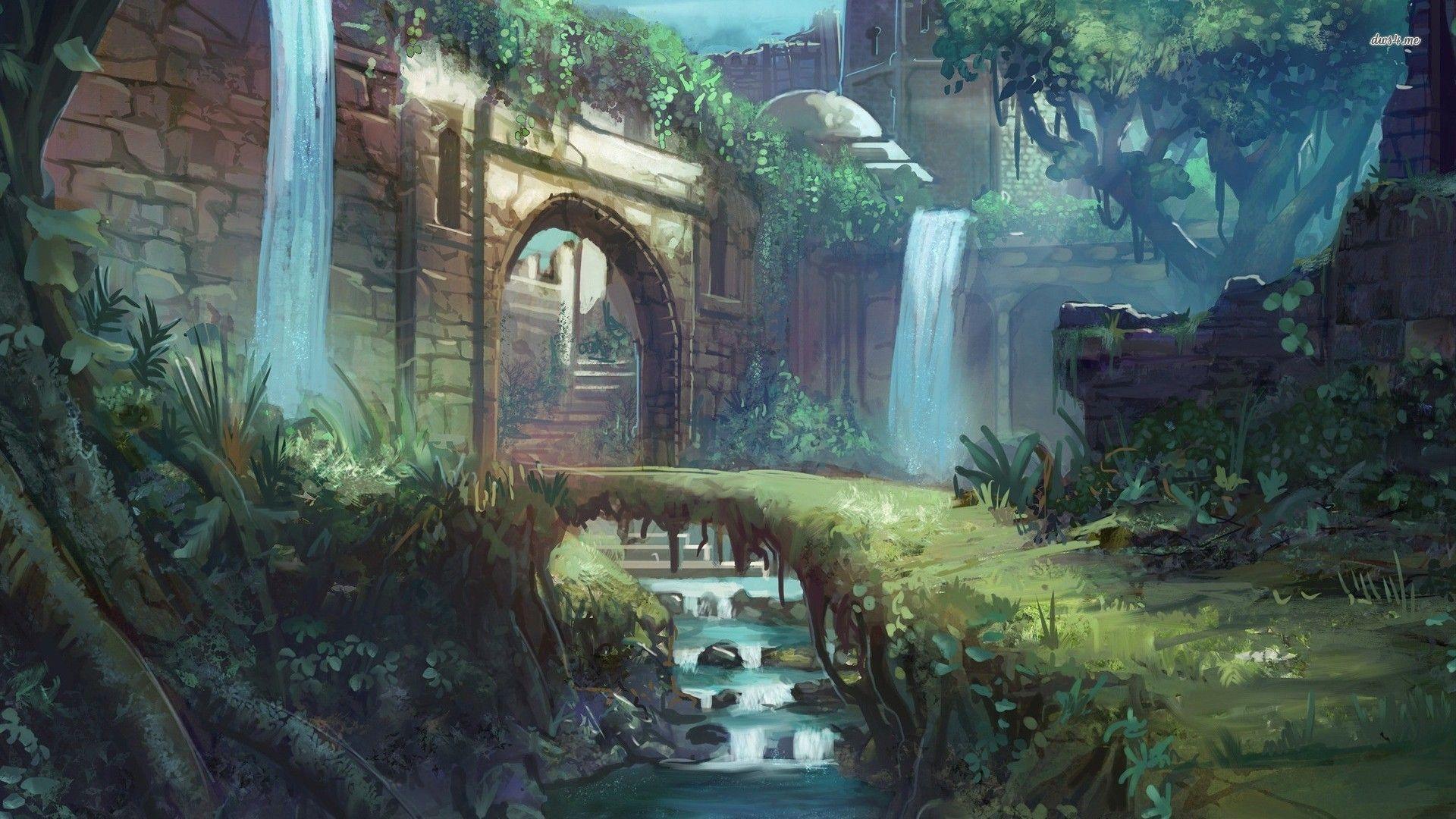 Fantasy Wallpapers 1920x1080 Recherche Google Fantasy Art