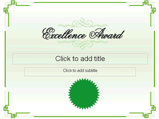 Excellence award certificate pretty things pinterest excellence award certificate free certificate templates in academic award certificates category yelopaper Gallery