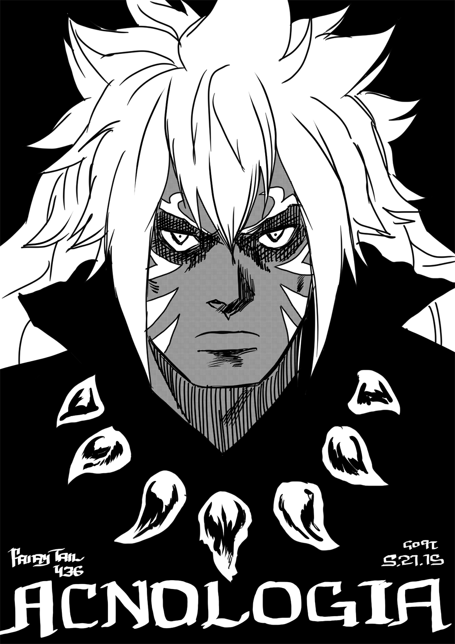 Someone Needs A Haircut Or Fix It At Least Fairy Tail
