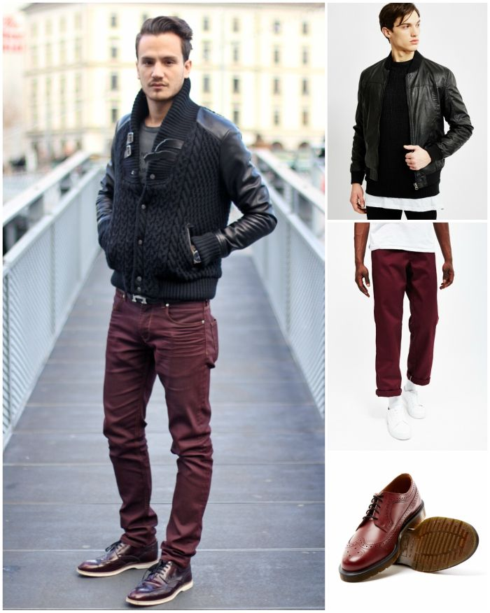 8f6e3f6763 22 Stylish Men Outfits With Brogue Shoes - Styleoholic. what shoes to wear  with chinos casual brogues