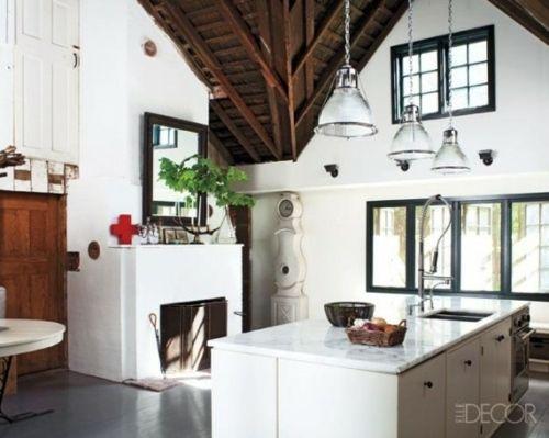 Cucina rustica in stile rustico in 21 esempi #cucina #esempi ...