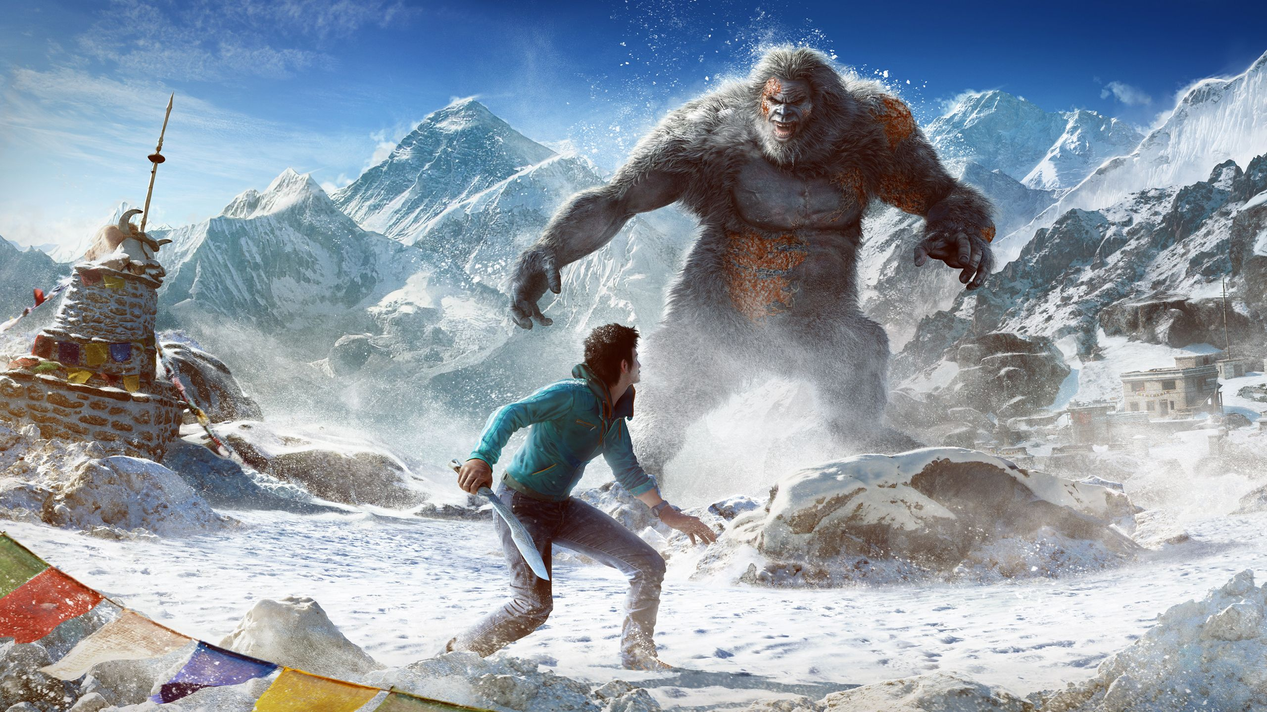 Far Cry 4 Valley Of The Yetis Far Cry 4 Full Hd Pictures High Resolution Wallpapers