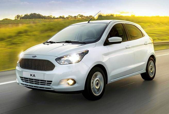 2018 Ford Ka Offers One Of The Most Complete Driving Experiences