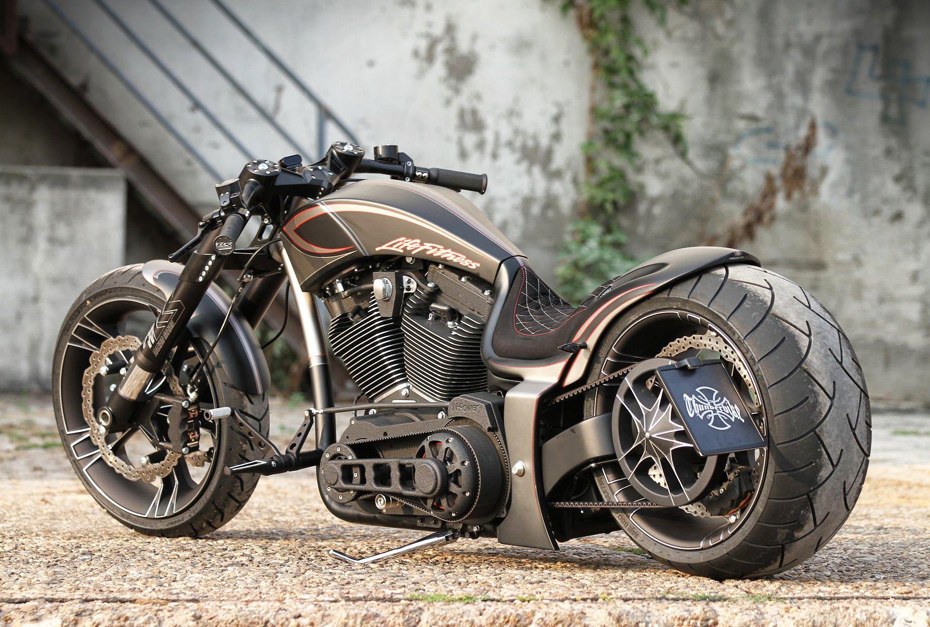 Custom Harley Street Bob >> custom harley-davidson breakout - Pesquisa Google | Customização Breakout | Pinterest | Custom ...
