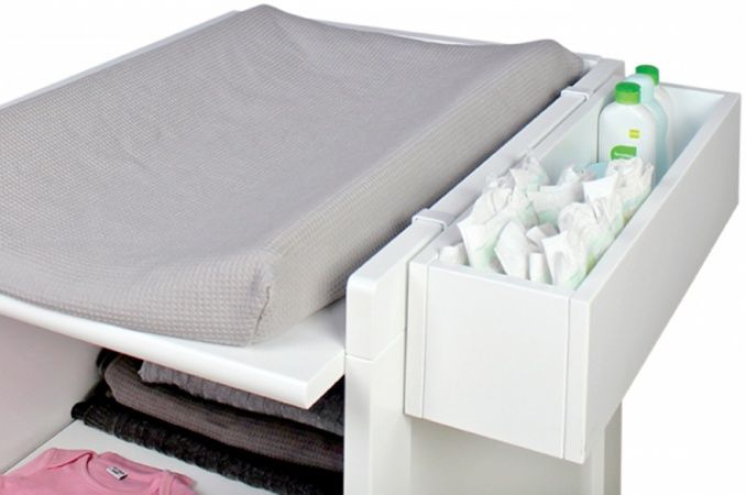 Babykamer Bopita Ideeen : Bopita babyflex bakje white baby bord