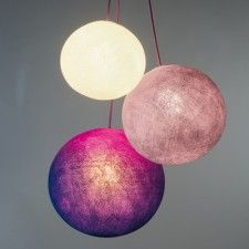 1000 images about guirlande boule on pinterest google cases and bebe - Luminaire Boules Colores