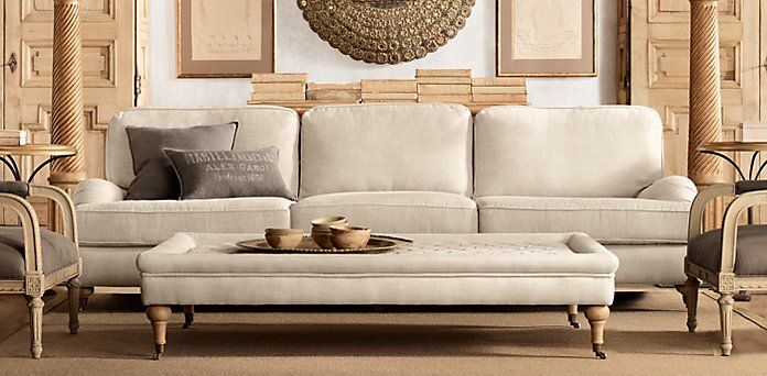 Outstanding I Love This Sofa English Roll Arm Restoration Hardware Home Interior And Landscaping Ologienasavecom