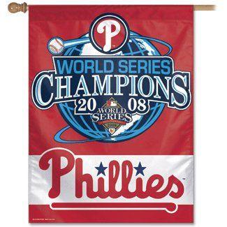 06e1b3e4b07 2008 Phillies World Series Pennant
