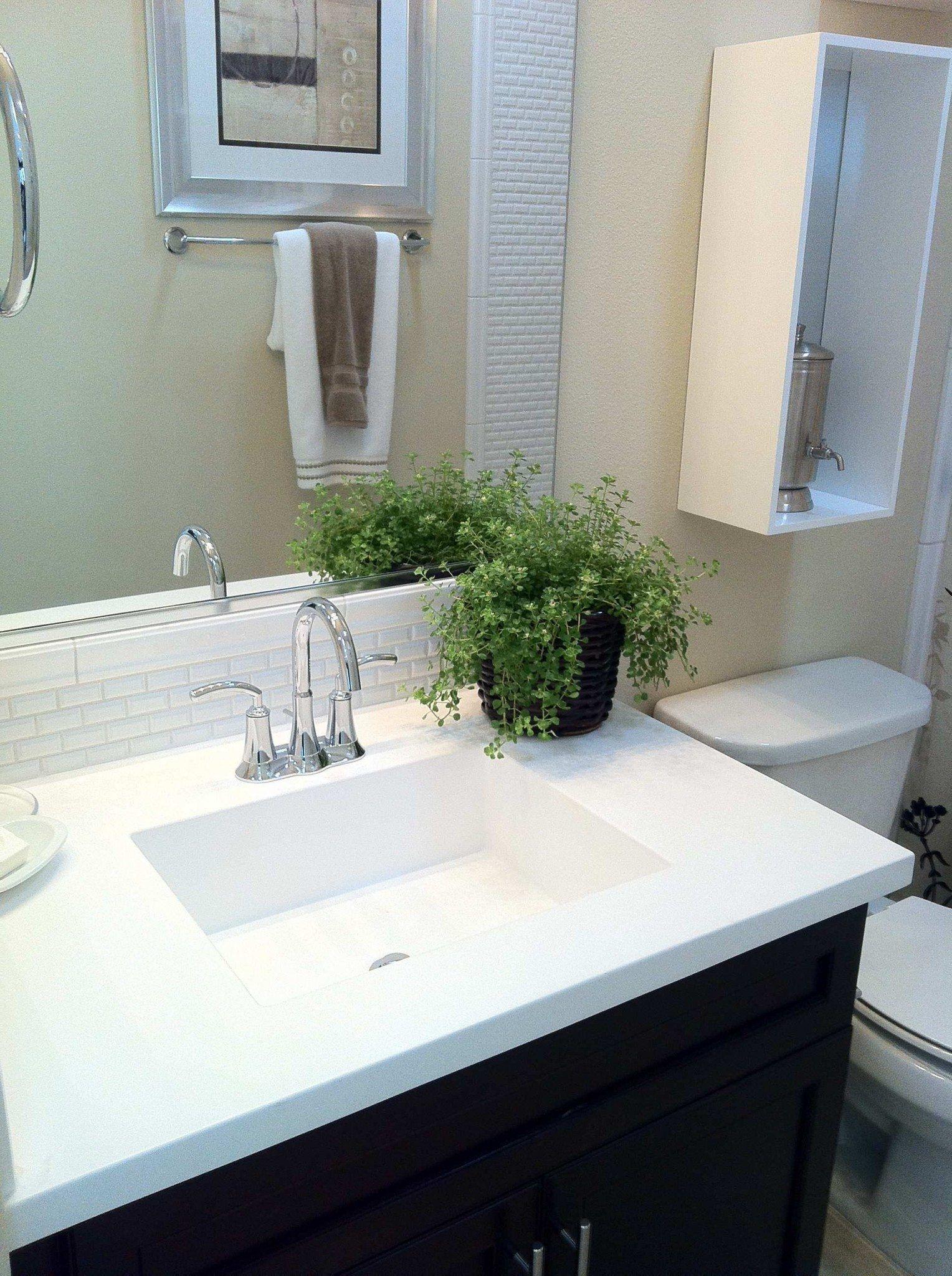 Bathroom Cultured Marble Vanity Tops in 2020 Marble