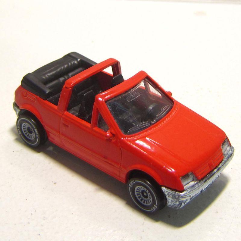 Siku 1071 - Peugeot 205 CTI