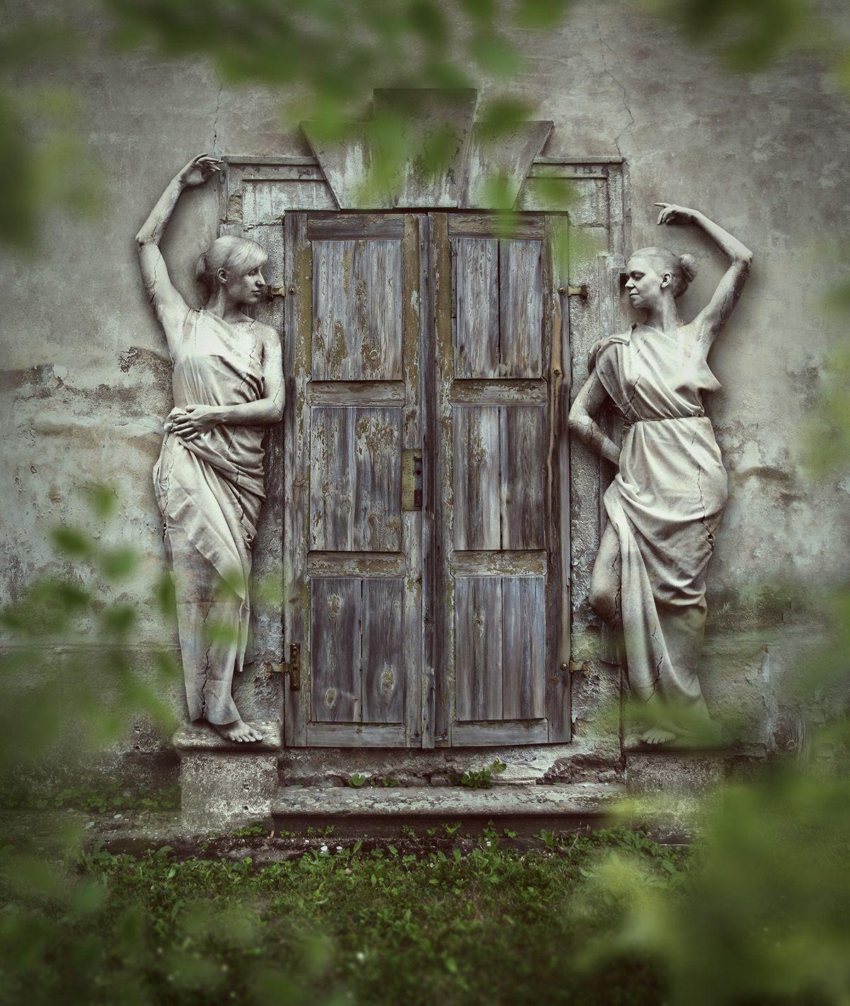 Guards of passage by zuzana uhlíková photography fineart