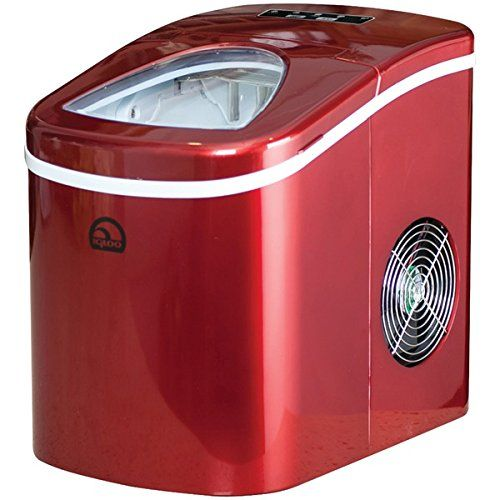 Igloo Ice108 Red Compact Ice Maker Red Igloo Https Www Amazon