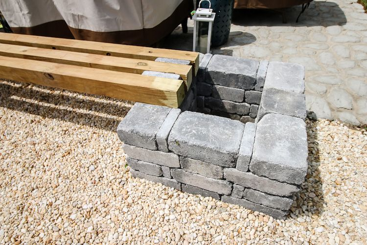 Photo of Creating a Backyard Entertaining Area with Paver Kits