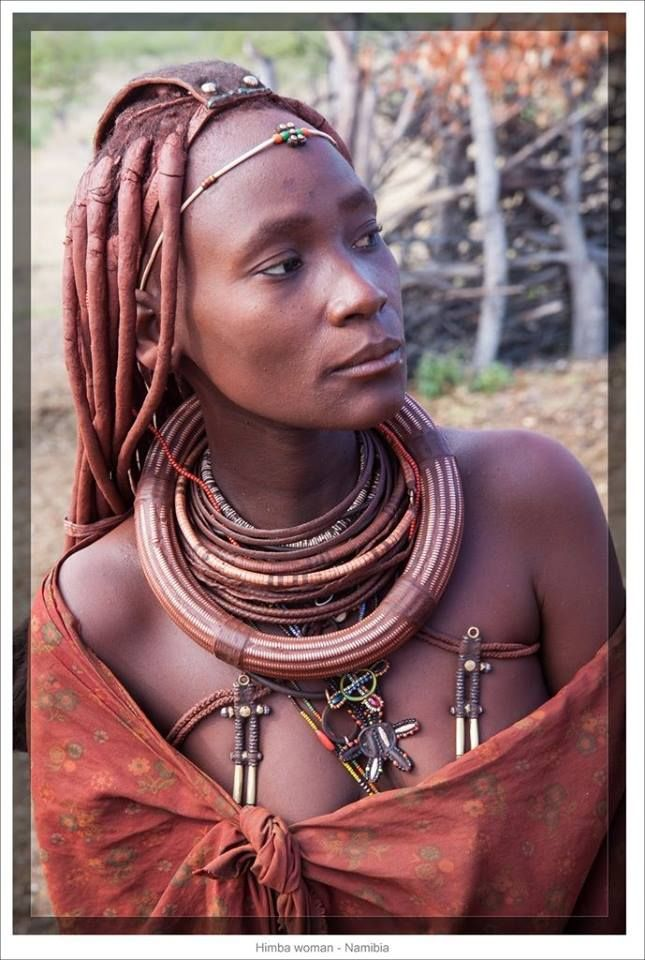 Herero Tribe: Tribal People of Namibia.