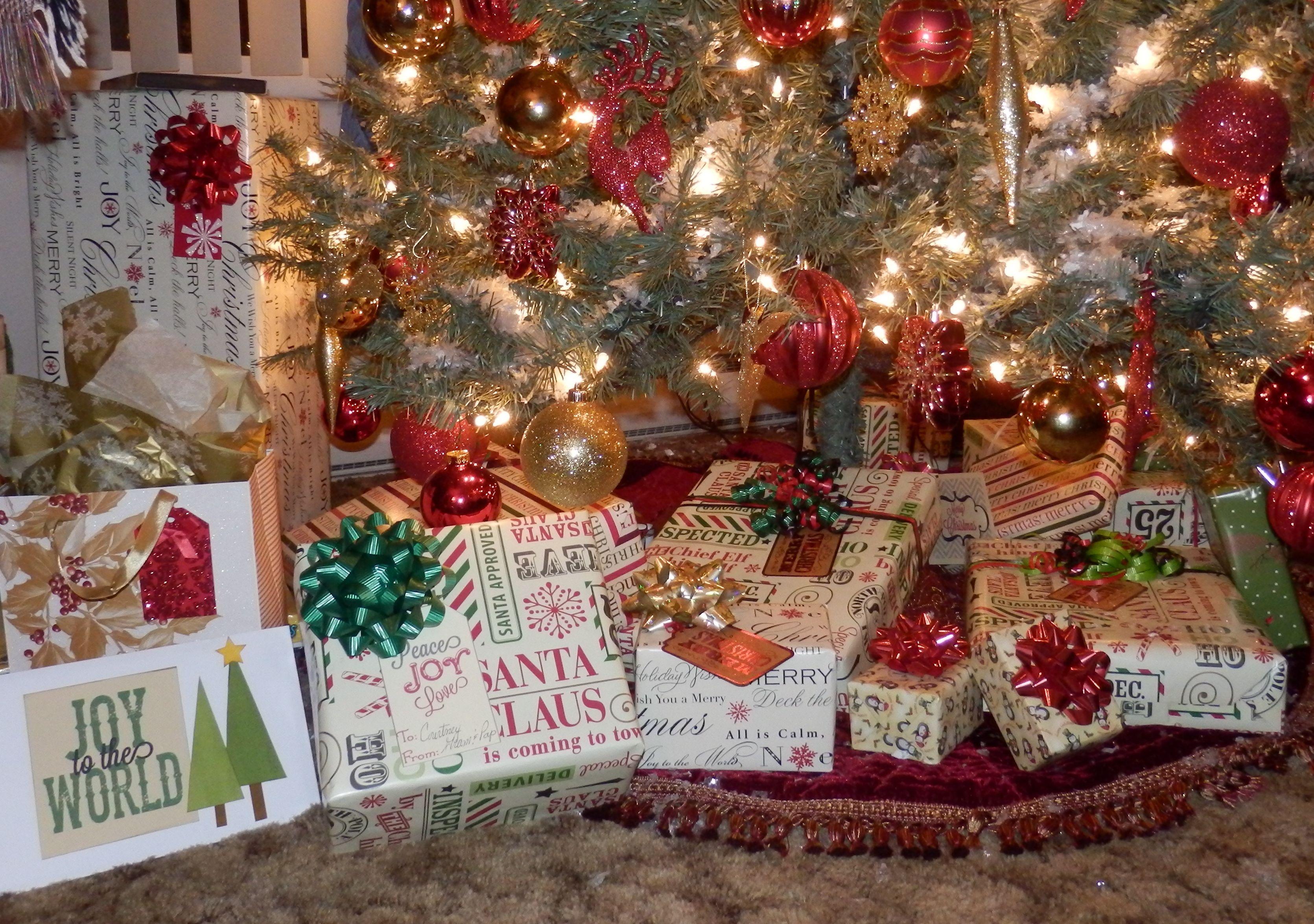 My 2013 Christmas Presents