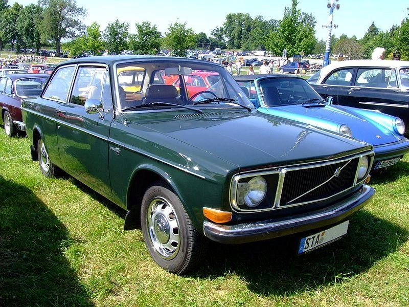 1972+Volvo | 1972 Volvo 142 - Classic Car Price Guide | Cars that I ...