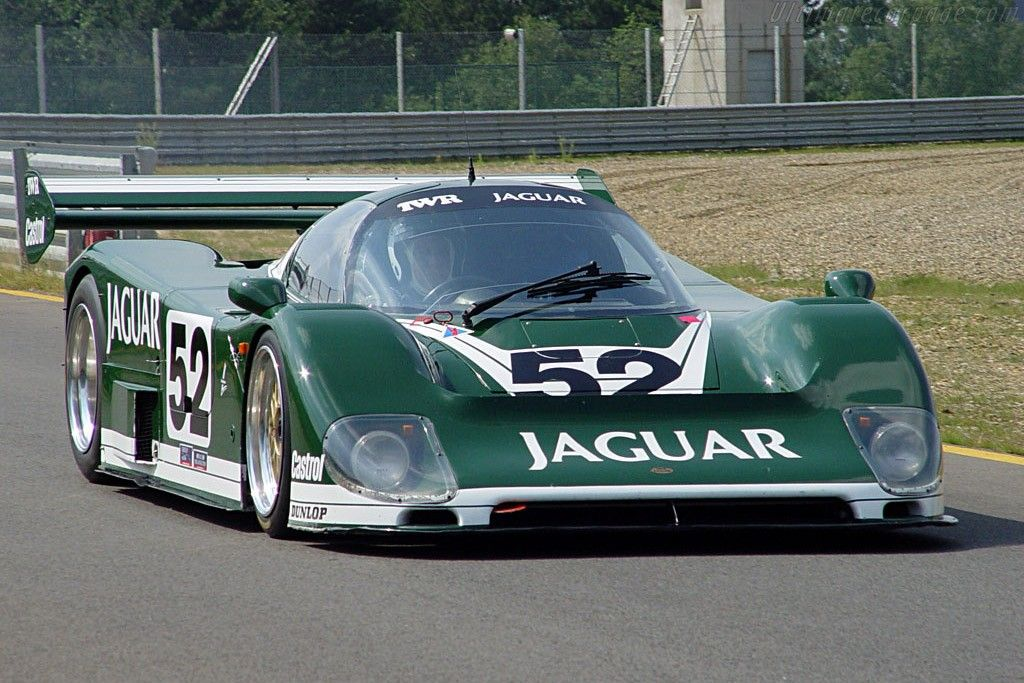 1985 - 1986 Jaguar XJR-6 - Images, Specifications and Information ...