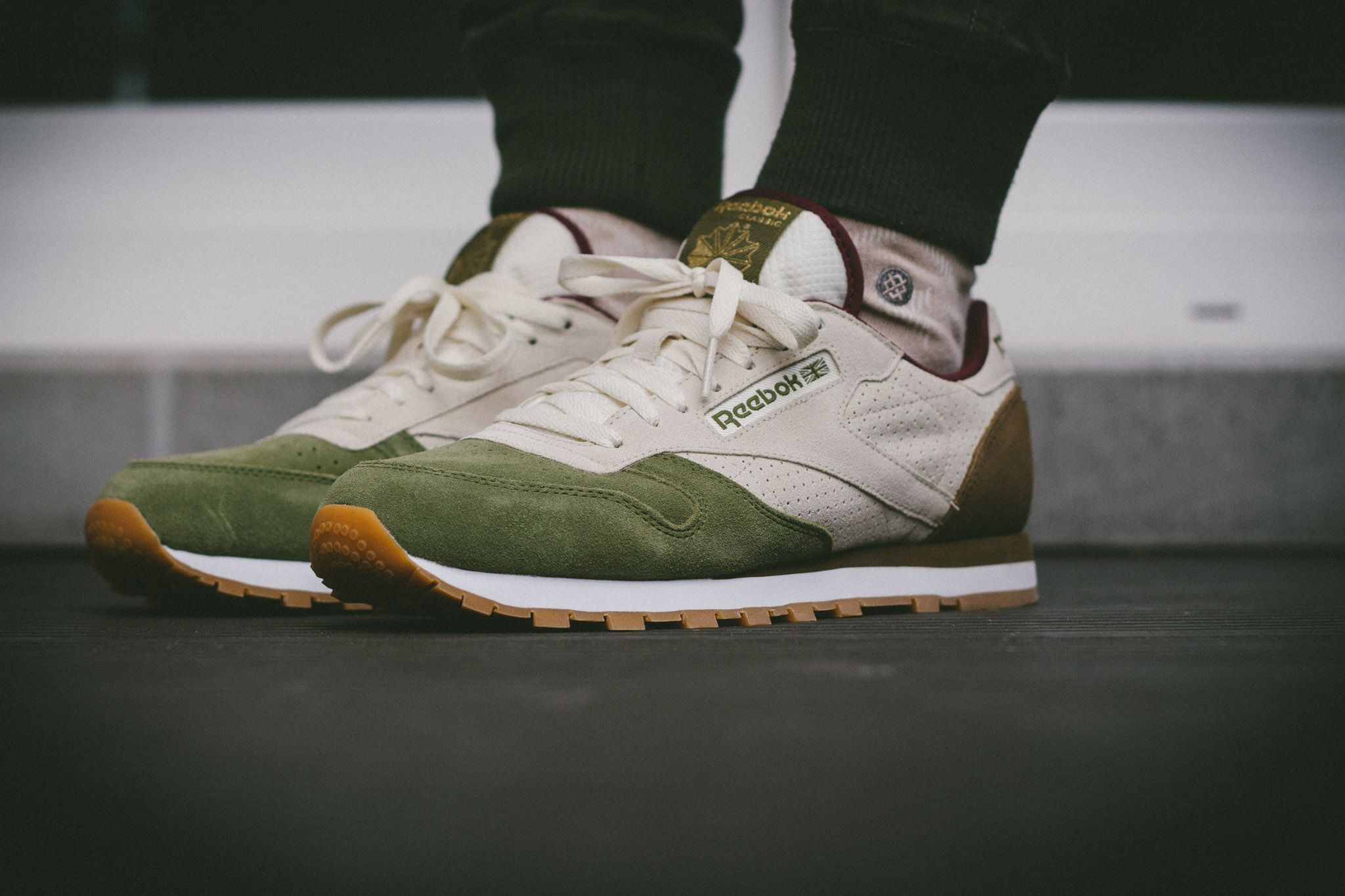 7190f00bc44a Reebok Classic Leather – Oktoberfest Pack Review