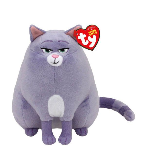 c2a5a878969 Current 165959  Ty Beanie Baby Plush Stuffed Animal 11 Chloe The Cat  (Secret Life Of Pets) -  BUY IT NOW ONLY   12.95 on eBay!